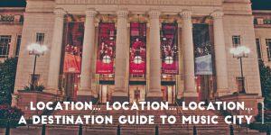 now leasing corporate housing Nashville destination guide